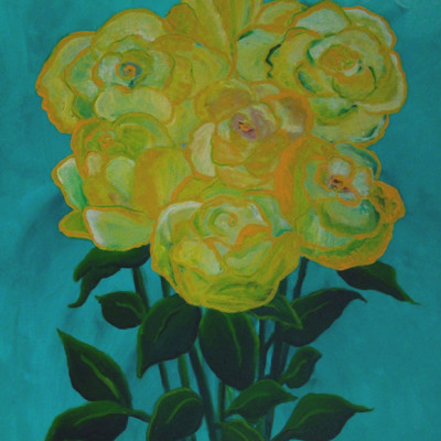 DLange01_YellowRoses2003_24x30_painting